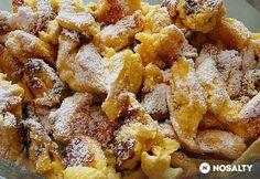 Túrós császármorzsa Heyy konyhájából | NOSALTY Paleo Dessert, Pasta With Peas, Eating For Weightloss, Good Food, Yummy Food, Turu, Food Categories, Calorie Diet, Eating Plans