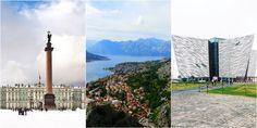 Aj tieto miesta stojí za to navštíviť práve v roku 2017. Foto: Instagram Cn Tower, Building, Travel, Instagram, Continents, Viajes, Buildings, Destinations, Traveling