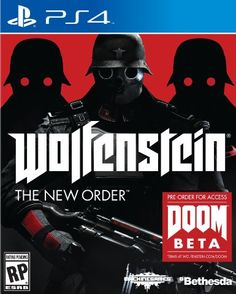 Amazon.com: Wolfenstein: The New Order - PlayStation 4: Video Games