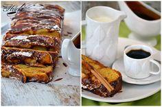 Bizcocho de manzana y almendras - Las mejores recetas de Huga