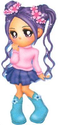 Anime - Clara 1 - Álbumes web de Picasa