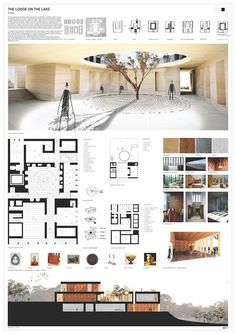 Second Prize: Professor Alan Pert and team members from Nord architecture/landscape firm (Brian McGinlay, Helen-Anne Love, Mark Bell and Rod Kemsley) and Atelier 10 environmental /structures firm ***board layout*** Architecture Design, Cabinet D Architecture, Architecture Panel, Architecture Portfolio, Landscape Architecture, Architecture Office, Architecture Diagrams, Landscape Design, Sections Architecture