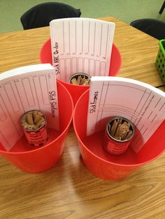 sight word centers with popsicle sticks