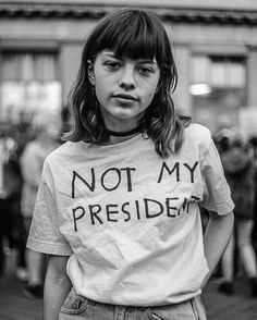 See this Instagram photo by @sarabesara_ • 78 likes #feminism #fucktrump #notmypresident #grunge
