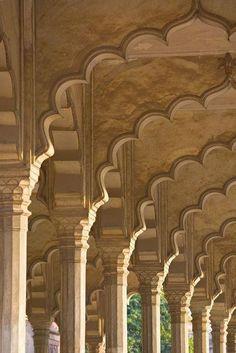 from Pasión por la Foto - Agra-Taj Mahal, India (Walter Bibikow)
