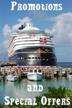 Disney Cruise Line Discounts & Promotions