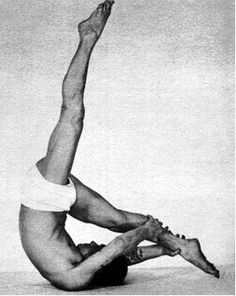 pilates Joe, balance control http://infinityflexibility.com/wp/ …