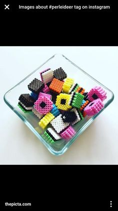 Mixed licorice candy perler beads Perler Bead Templates, Diy Perler Beads, Pearler Beads, Hama Beads Patterns, Beading Patterns, Candy Crush Party, Starbucks Crafts, Pearl Crafts, Beaded Cross Stitch
