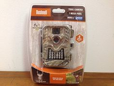Special Offers - Bushnell Camo Trail Camera 7MP Extended infrared Night Vision High Resolution Motion Activated PIR Sensor Model 119422CW - In stock & Free Shipping. You can save more money! Check It (August 24 2016 at 10:36PM) >> http://smokealarmsusa.net/bushnell-camo-trail-camera-7mp-extended-infrared-night-vision-high-resolution-motion-activated-pir-sensor-model-119422cw/