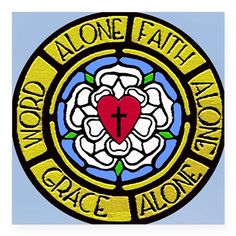 "Grace Faith Word License Pl Square Sticker 3"" x 3"" on CafePress.com"