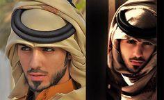 Omar Borkan Al Gala saudi ban. Holy smokes @Zo Johnson @Charlie Brady