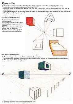 Perspective projects