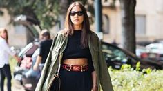 You Can Still Wear Your Crop Tops in the Fall—Here's How | StyleCaster