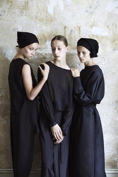 Atifa Rasooli S/S 2013 | Trendland: Fashion Blog & Trend Magazine