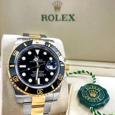 Two-Tone Takeover Submariner $10500 Contact Us to Buy Today!