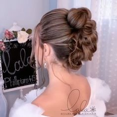 Long Hair Updo Prom, Straight Prom Hair, Curled Prom Hair, Prom Hair Updo Elegant, Long Hair Ponytail, Simple Prom Hair, Prom Hairstyles For Long Hair, Braids For Short Hair, Elegant Hairstyles