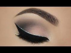 Dramatic Double Cut Crease Makeup Tutorial - YouTube