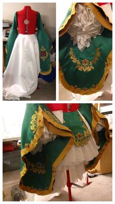 Seth Sleeve WIP by shushuwafflez on DeviantArt Trinity Blood, Crying My Eyes Out, Cosplay Ideas, Burning Man, Hand Sewing, Two By Two, Comic, Study, Deviantart