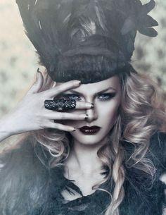 Amanda Diaz photography Snow White + Ice Queen