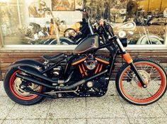 Nice Harley!