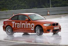 BMW Serie 1 M en una de las pruebas del Autosa M Drive Tour 2012