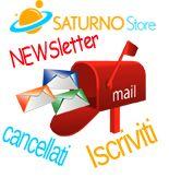 Newsletter SATURNOStore
