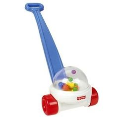 Fisher Price Corn Popper Push Toy: A classic favorite! $15.99.