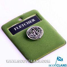Fletcher Clan Crest