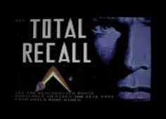 A collestion of high-res title screens using superb PAL filters for recreating what it really looked like back Total Recall, Screens, Game, Movie Posters, Canvases, Film Poster, Gaming, Toy, Billboard