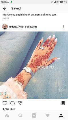 Henna design Henna Flower Designs, Modern Henna Designs, Hena Designs, Arabic Henna Designs, Beautiful Henna Designs, Bridal Mehndi Designs, Henna Tattoo Designs, Bridal Henna, Henna Tattoo Hand