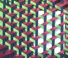 Triaxial Weaving - Experiments