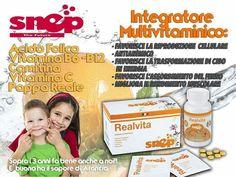 Le scuole sono ricominciate e spesso le mamme iniziamo la ricerca di un prodotto naturale che rafforzi il sistema immunitario dei piccoli!!!  Ecco #RealVita un complesso multi vitaminico eccezionale per aiutare i vostri bimbi😃😃😃  VitaminaC, 🍊🍊  Pappa Reale 🐝🐝 Vitamine del gruppo B ☘☘  Disponibile in compresse o bustine solubili!  https://www.facebook.com/pg/Salute-e-Benessere-168667076900800/app/109849065805705/?ref=page_internal