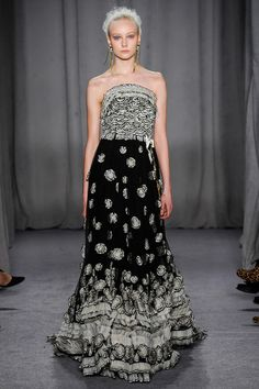 Marchesa | Fall 2014 Ready-to-Wear Collection |