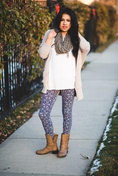 Janey Jessen: Leggings leggings leggings