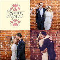 carte de remerciements mariage motifs fleuris personnaliser disponible en 4 formats sur http - Remerciement Mariage Personne Absente