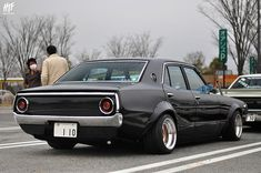 Nissan GC110 Skyline // at Nagoya