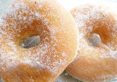 sugar donuts. mm.