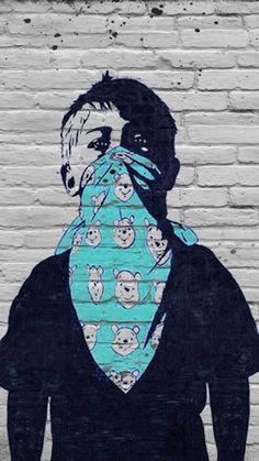 Steer Graffiti Street Art Wallpapers Resolution : Filesize : MB, Added on March Tagged : steer Banksy Graffiti, Arte Banksy, Street Art Banksy, Bansky, Street Wall Art, Urban Street Art, Best Street Art, Amazing Street Art, Art Furniture