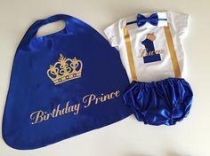 Primer traje de cumpleaños azul 1 traje de cumpleaños ropa