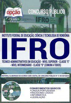 Apostila Preparatoria Concurso Instituto Federal De Educacao