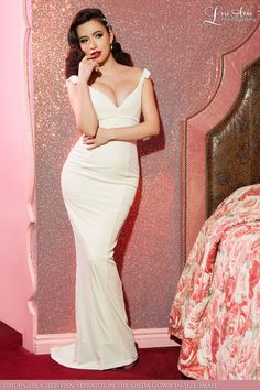2019 Pin Up Style Wedding Dress - Plus Size Dresses for Wedding Guest Check more at http://svesty.com/pin-up-style-wedding-dress/