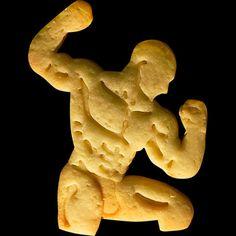 【マッスル兄貴】クッキー型 / クッキーカッター