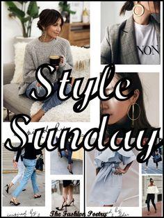 The Fashion Poetry : Style Sunday, Part 2   Tyylisunnuntai, Osa 2