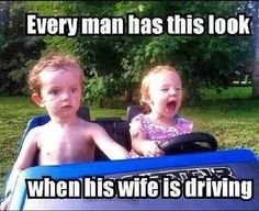 Lmaooo so true. Everytime I'm in the car with any man!