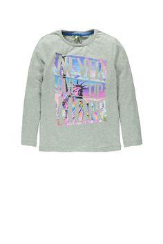 #teeshirt basic #garçon junior avec print fantaisie - www.shop-orchestra.com