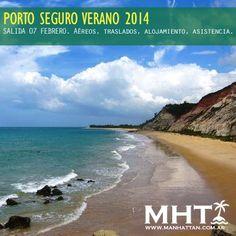 Viaja en verano a Brasil, con esta super oferta a Porto Seguro!. Todo incluido en este paquete turístico.