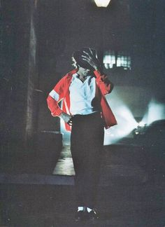 Not sure if this is Michael or not, true this is something he would wear, it just doesn't seem like him.  If anyone knows for sure, please let me know.