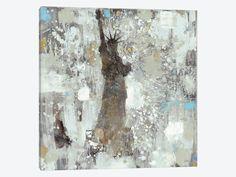 Statue of Liberty Neutral by Albena Hristova 1-piece Canvas Wall Art