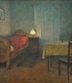 Interior - Jakub Schikaneder - The Athenaeum