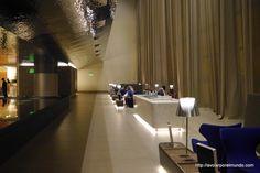 El Aeropuerto de Doha y el lounge Al Mourjan | A Volar por el Mundo!